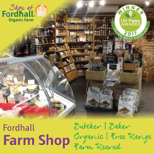 Fordhall's Farm Shop