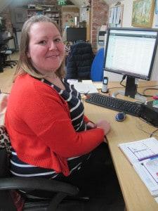 Rachael Swancott, Events Officer