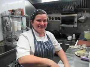 Nicola - head chef