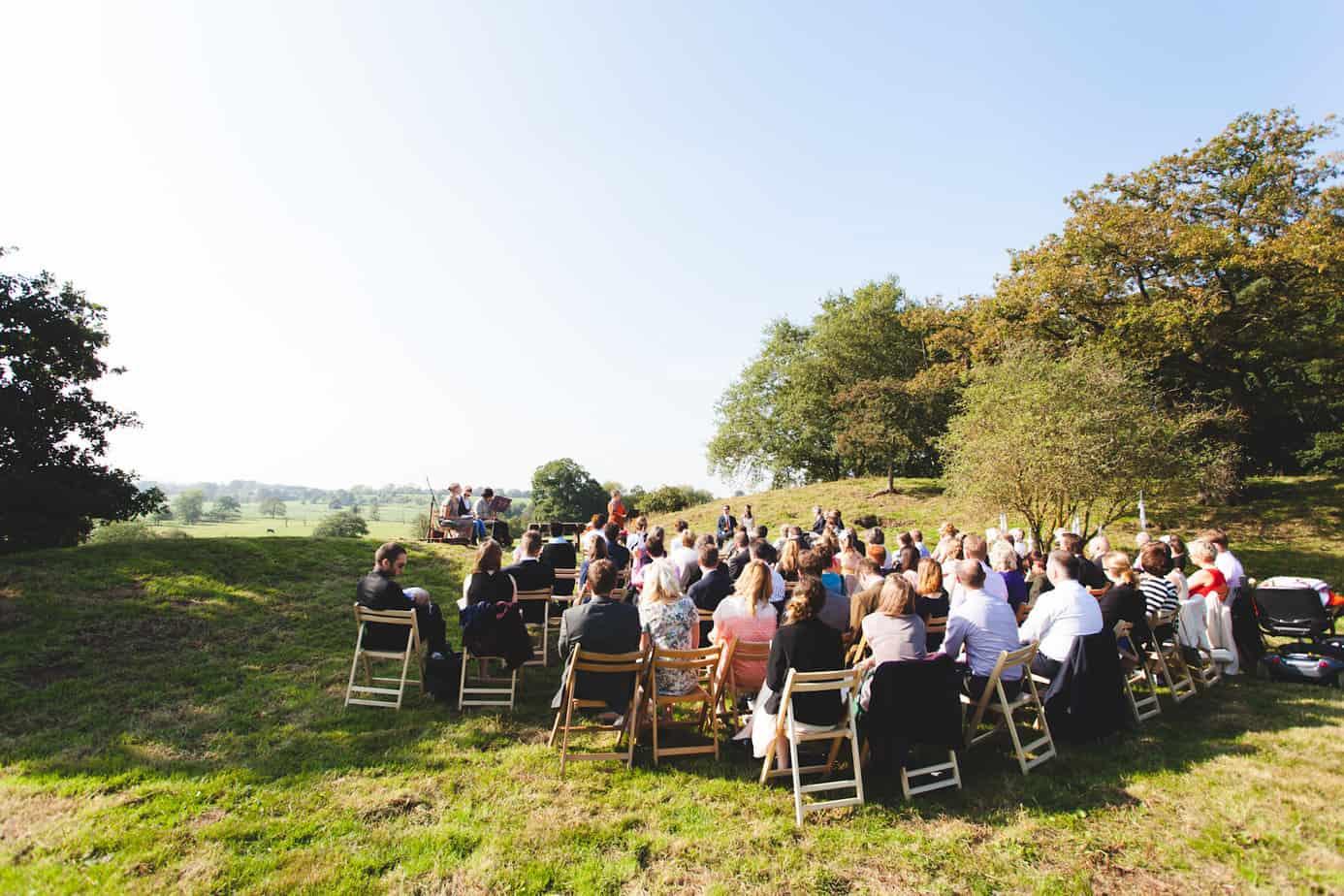 Weddings at Fordhall Farm - Fordhall Organic Farm