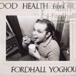 Englands first yogurt producer