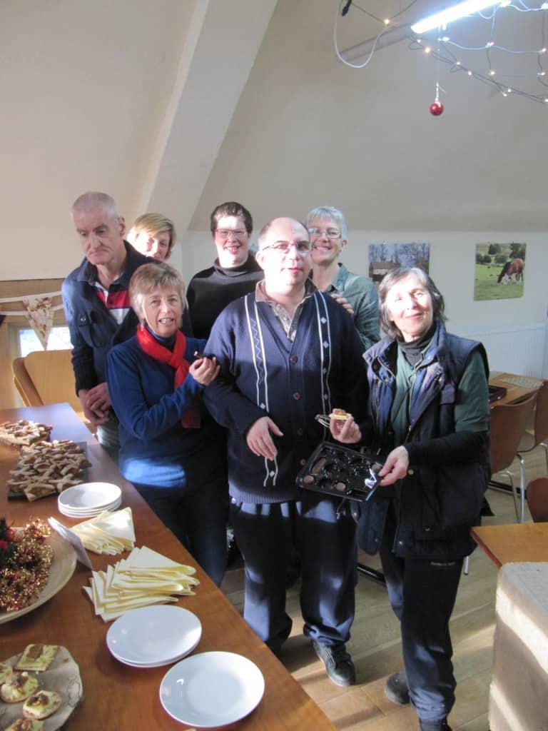 Wednesday Group Christmas 2015 005
