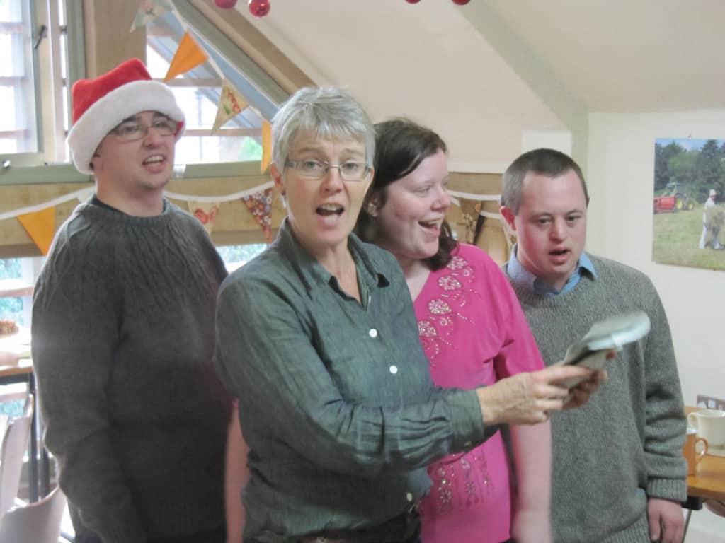 Wednesday Group Christmas 2015 032