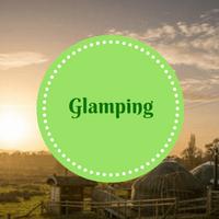 Festive Glamping