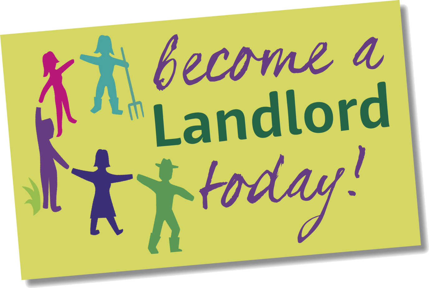 Become A Landlord With Logo Fordhall Organic Farm