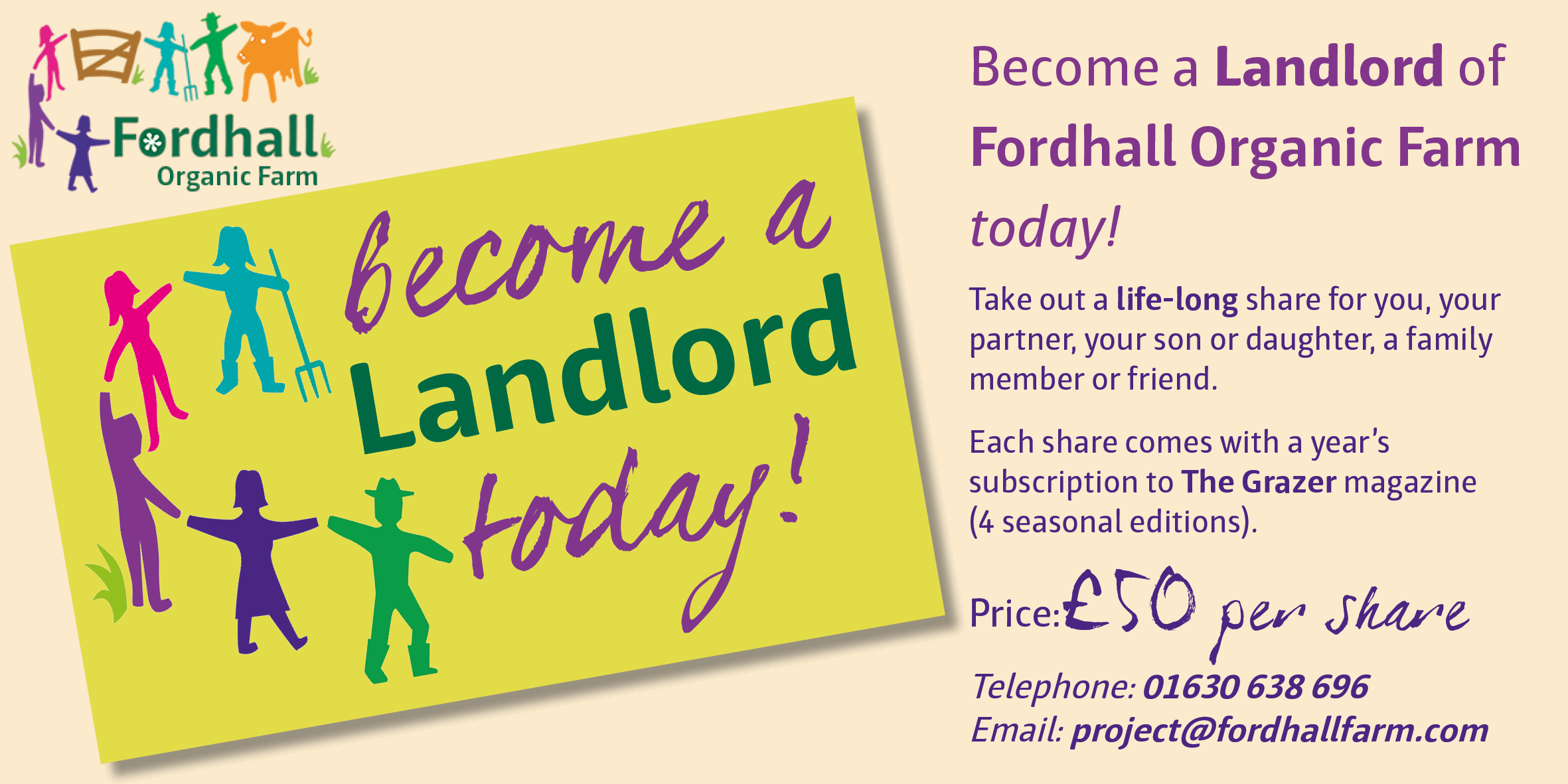 Become A Landlord For Website Fordhall Organic Farm