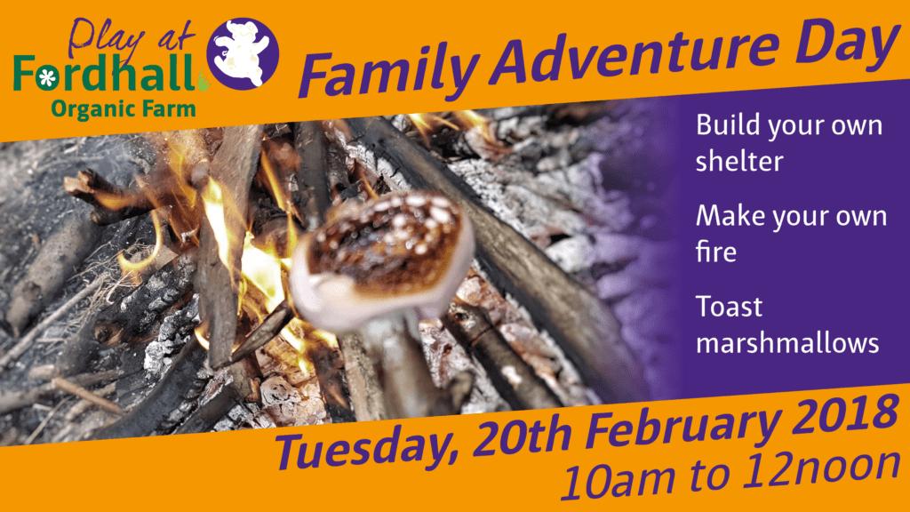 Family Adventure Day - Fordhall Organic Farm