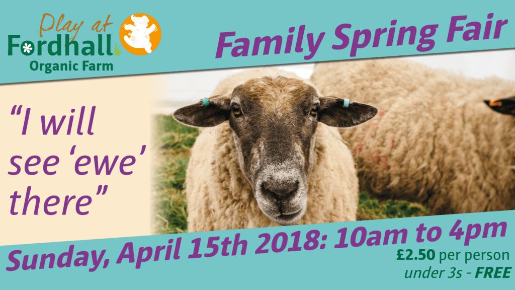 Fordhall Spring Fair