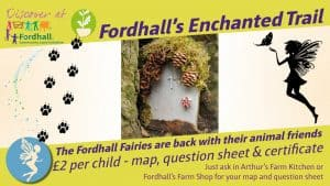 Enchanted Trail - now extended until June! @ Fordhall Organic Farm | Tern Hill | England | United Kingdom
