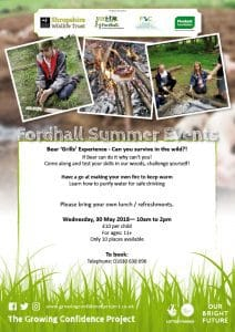 Bear 'Grills' Experience @ Fordhall Organic Farm | England | United Kingdom