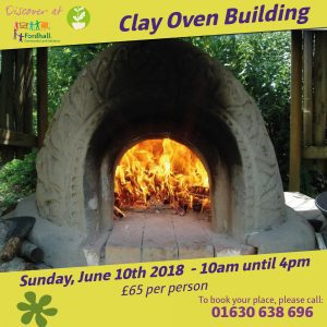 Clay Oven Building @ Fordhall Farm  | England | United Kingdom