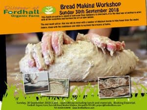 Bread Making Workshop @ Fordhall Organic Farm | Tern Hill | England | United Kingdom