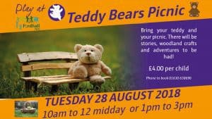Teddy Bears Picnic @ Fordhall Organic Farm | United Kingdom