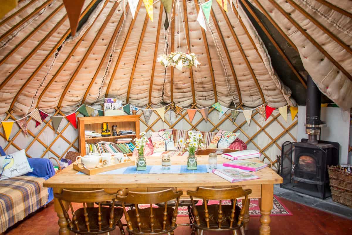 Fordhall Farm Yurts-3
