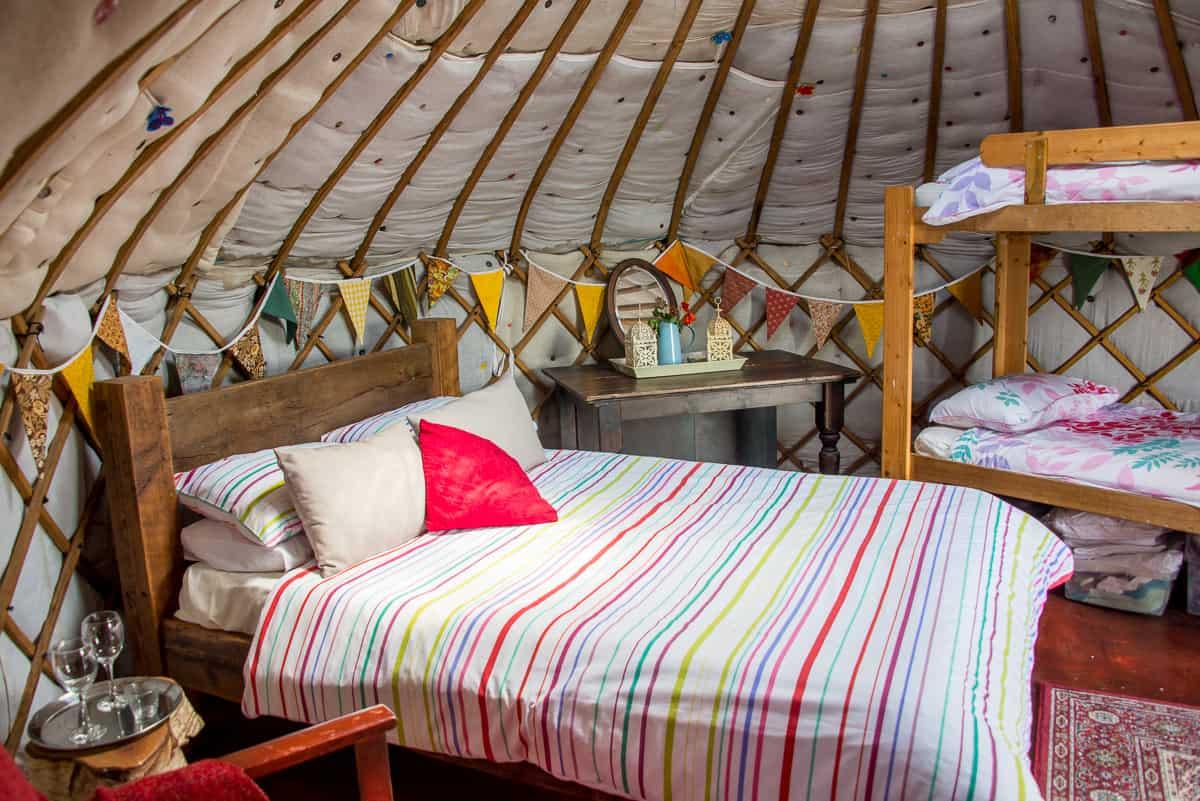 Fordhall Farm Yurts-8