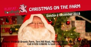 Christmas on the Farm @ Fordhall Organic Farm  | Tern Hill | England | United Kingdom