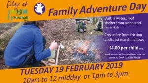 Family Adventure Day - Tuesday 19 February @ Fordhall Organic Farm | Tern Hill | England | United Kingdom