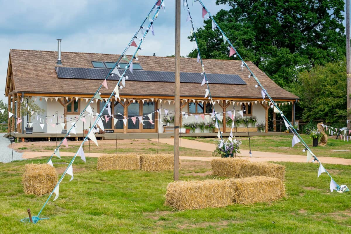 The Straw Lodge