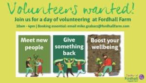 Volunteer Friday @ Fordhall Organic Farm | England | United Kingdom