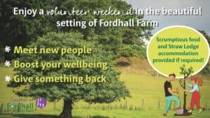 Volunteer Weekend @ Fordhall Organic Farm | Tern Hill | England | United Kingdom
