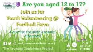 Youth Volunteer Day * POSTPONED PENDING NEW DATE * @ Fordhall Organic Farm | England | United Kingdom