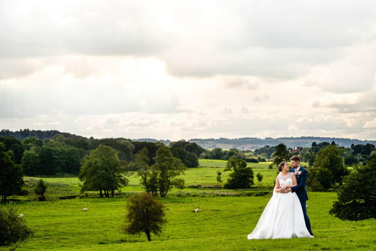 Wedding venue shropshire farm