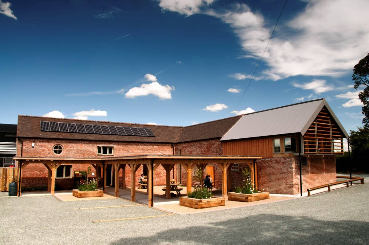 Landscape Farm Shop