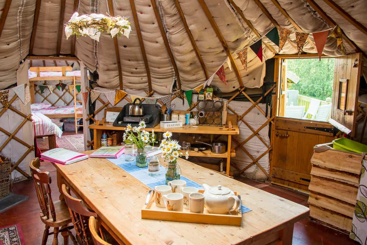 Fordhall Farm Yurts-4