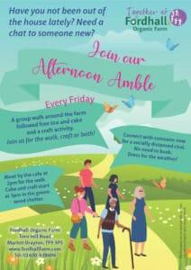 Afternoon Amble @ Fordhall Organic Farm | Tern Hill | England | United Kingdom