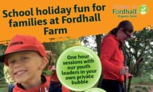 Bubble Club - Summer holiday family fun @ Fordhall Organic Farm  | Tern Hill | England | United Kingdom