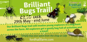 Brilliant Bugs Trail @ Fordhall Organic Farm  | England | United Kingdom