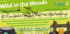 Wild in the Woods @ Fordhall Organic Farm | Tern Hill | England | United Kingdom
