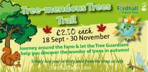 Tree-mendous Trees Trail @ Fordhall Organic Farm  | Tern Hill | England | United Kingdom