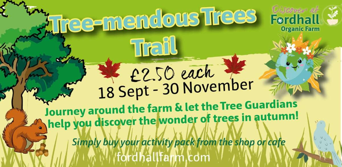 Tree-mendous Trees Trail